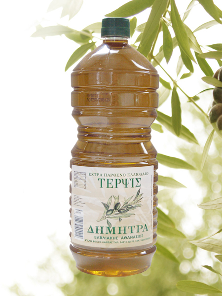 Terpsis Virgin Olive Oil